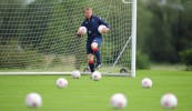 Team GB Football Open Training